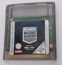 X-Men: Mutant Academy GAME for Nintendo Gameboy Color system english