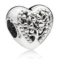 PANDORA Charm Flourishing Hearts 797058