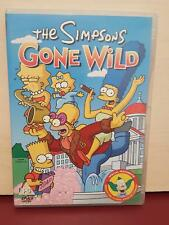 The Simpsons - The Simpsons Gone Wild (DVD, 2004)