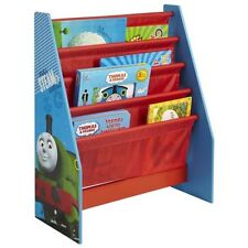 Bibliothèques et étagères bleu pour enfant