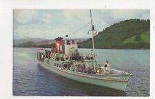 Lady Of The Lake Ullswater 1969 Postcard 221b