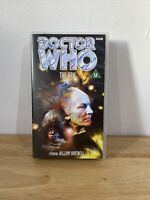 Doctor Who: The Ark - BBC Video VHS - !! Rare & Sealed !! - William Hartnell