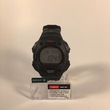 Timex T5K822, Men's Ironman 30-Lap Resin Watch, Alarm, Indiglo, Chronograph