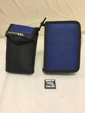 Nintendo DS Case & Game Case With Pokemon Diamond Version Game GAME UNTESTED