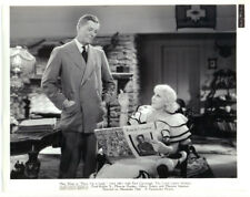 MAE WEST, GILBERT EMERY original movie photo 1935 GOIN' TO TOWN