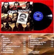 LP Götz George liest Charles Bukowski (Philips 6305 409) D 1979