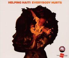 CHARITY SINGLE FOR HAITI EARTHQUAKE APPEAL EVERYBODY HURTS CD NEW