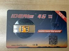 iDeal R-sim sim Unlock chip turbo Card for iPhone11 Max XS/X/8/8 plus/7/6s/6/