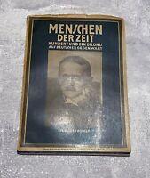 Menschen der Zeit - Hundert und ein Bildnis aus deutscher Gegenwart