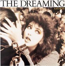 KATE BUSH - The Dreaming (LP) (VG-/EX-)