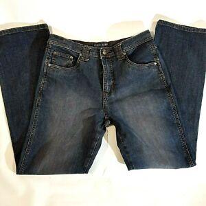Retro CORFU Jeans Womens Size 10 Blue Straight Vintage