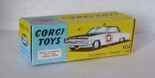 Repro box Corgi nº 237 oldsmobile sheriff Car