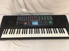 Optimus Concertmate 980 Electronic Black 61 Key 100 Tones Keyboard Synthesizer
