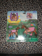 SHOWTIME STABLES HORSE  NIP 1996 TYCO
