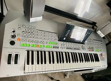 Yamaha Tyros2 Keyboard , Fully Upgraded With 80GB HDD & 1 GB RAM! With Stand !
