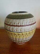 Attractive Large Dee Cee German Pottery Art Vase in Great Condition