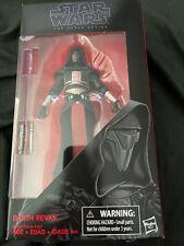 Star Wars Black Series Darth Revan Red Box 6 inch