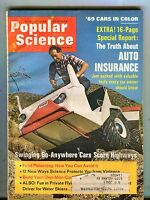 Popular Science Magazine August 1968 Swinging Go-Anywhere Cars 062917nonjhe