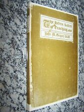 The Seven Laws of Teaching, By John M. Gregory, 1974 Reprint of 1886, Illinois