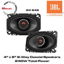 """JBL GX642 - 4x6"""" 2-Way AUTO ALTOPARLANTI COASSIALI 360 W Potenza Totale"""