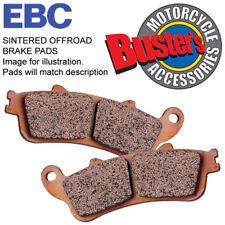 Fit FANTIC All Series 7 Models 90 EBC Front Sintered Brake Pads