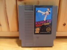 NINTENDO NES KUNG FU GAME CARTRIDGE CLEAN TESTED WORKING