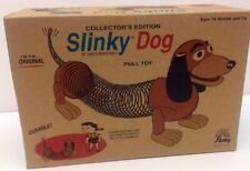 Poof Products Slinky Dog Retro Toy NIB
