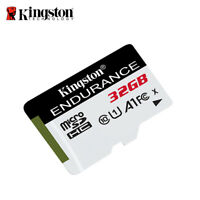 Kingston High Endurance 32GB MicroSD SDHC UHS-I Speicherkarte für Autokamera