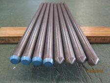 8 Rund-Stahl DM 12mm C45 1.0503 L 320-305mm blank massiv Neu