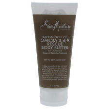 Shea Moisture Sacha Inchi Oil Omega 3-6-9 Rescue Body Butter for Unisex - 6 oz
