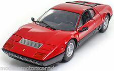 FERRARI 512 BOXER RED 1:18 KYOSHO BRAND NEW 1ST RELEASE NEVER REMOVED FROM BOX