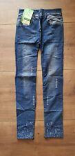 Damen Legging Jeans Mode blau L-6XL Einheitsgröße Mode Stretch Hose Sport OVP