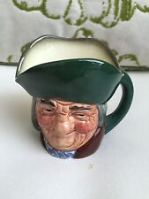 Royal Doulton Toby Jug Philpots B5737 Small Great Condition