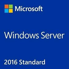 MICROSOFT WINDOWS SERVER 2016 STANDARD - ORIGINALE - FATTURABILE