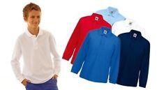 Langarm Jungen-T-Shirts, - Poloshirts
