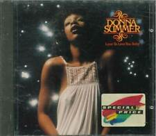 "DONNA SUMMER ""Love To Love You Baby"" CD-Album"