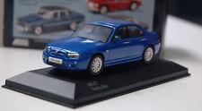 1/43ème  MG ZT TROPHY BLUE  -  VANGUARDS référence  VA 09300