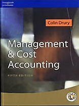 Management and Cost Accounting (Management & Cost Accounting)- ..9781861525369