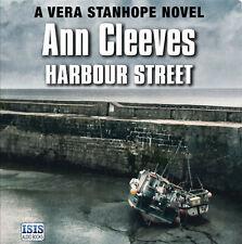 Harbour Street by Anne Ceeves 10 CD Audiobook read by Janine Birkett. Unabridged