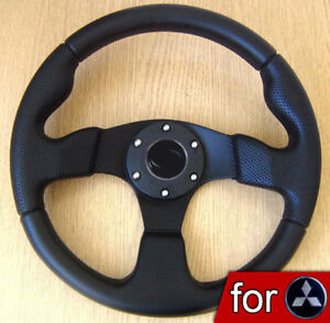 Sports Steering Wheel for MITSUBISHI Galant Eclipse 3000GT