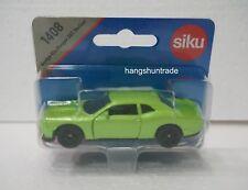 Siku Super 1408 Dodge Challenger SRT Hellcat Vehicle Model