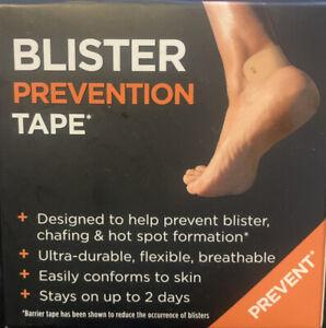 KT Blister Prevention Tape - 30 Pre-cut 9cm x 3cm Strips - BEIGE