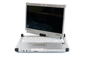 "Panasonic CF-C2 MK2.5 Rugged Convertible Laptop/Tablet 12.5"" Touch i5/8GB/240GB"