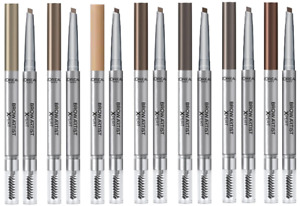 L'oreal BROW ARTIST XPERT Micro Tattoo 24hr Eyebrow Definer Pen 8 Shades NEW IN!
