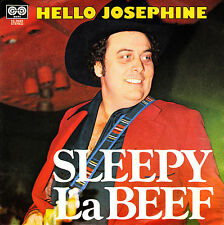 "7"" SLEEPY LaBEEF hello josephine SPANISH 1979  ROCKABILLY"