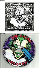 Hanoi Rocks SHOOTING GALLERY 1992 RARE ADVNCE PROMO CD Sham 69 Psychedelic Furs