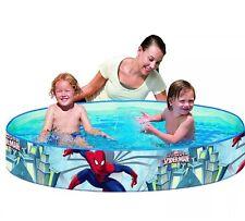 """Bestway Spiderman Fill'N'Fun Above Ground Pool 60""""X10"""""""