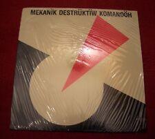 MDK sealed 1982 MEKANIK DESTRÜKTIW KOMANDÖH Berlin-Front-Kino DEAD KENNEDYS-Tour