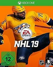 NHL 19 - [Xbox One] von Electronic Arts | Game | Zustand gut