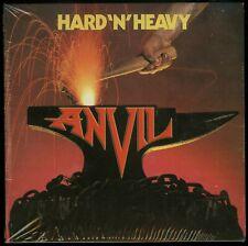 Anvil Hard 'N' Heavy CD new digipack